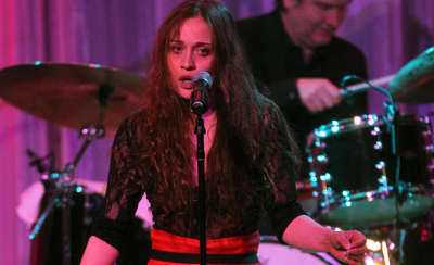Fiona Apple says she's probably releasing a new album next year