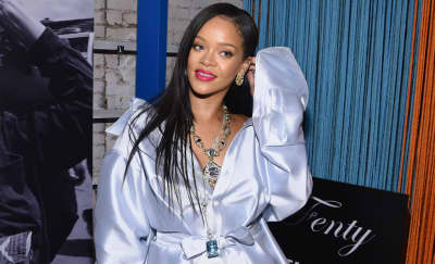 "Rihanna on the Super Bowl: ""we beefin"""