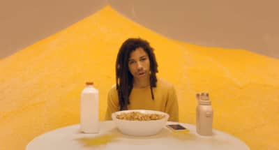 """London O'Connor Laments Digital Dependence In His """"Nobody Hangs Out Anymore"""" Video"""