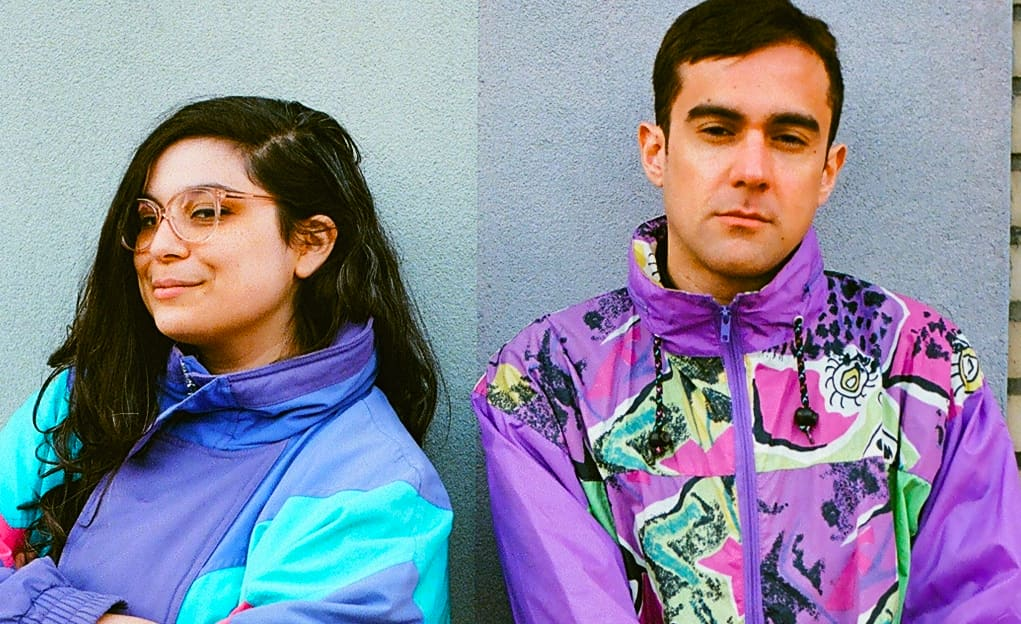 """Flash Trading's new single """"Pearly Fire"""" is top-tier synth delirium"""