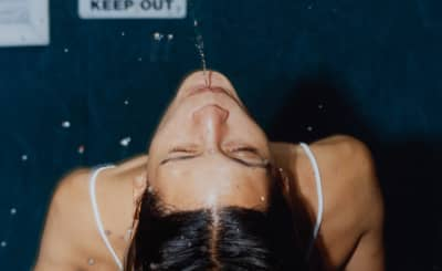 "Hear ""Baby Little Tween"" off Okay Kaya's newly announced album Watch This Liquid Pour Itself"
