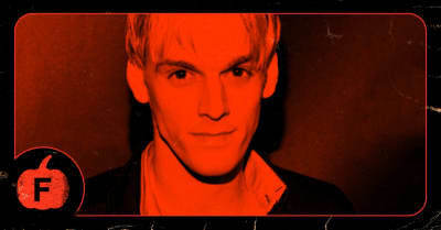 Aaron Carter's grandma proves that ghosts are real
