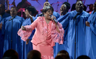 Shirley Caesar Files Lawsuit Over #UNameItChallenge Video