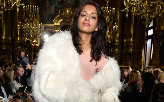 """M.I.A returns with new song """"CTRL"""" 1"""