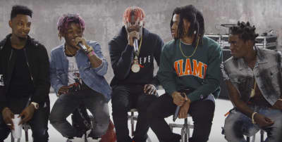 Watch Lil Uzi Vert, Lil Yachty, Kodak Black, 21 Savage, And Denzel Curry Do An Interview Together
