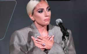 Lady Gaga announces engagement