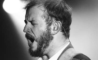 "Bon Iver Shares Lyric Video For His New Song ""33 ""GOD"""""