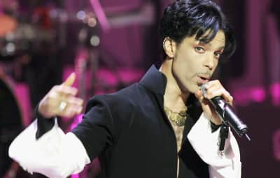 A film musical based on Prince's songs is in the works