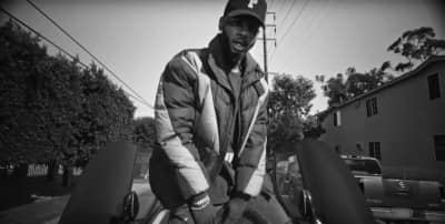 "Watch Bryson Tiller's video for ""Self-Made"""