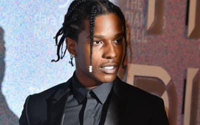 A$AP Rocky cancels European tour dates following arrest