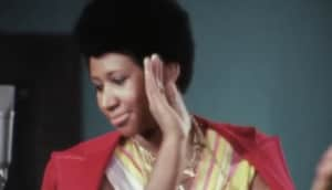 Aretha Franklin's Amazing Grace documentary set to premiere later this month