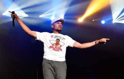 Chance The Rapper reveals he saved someone's life after a car accident