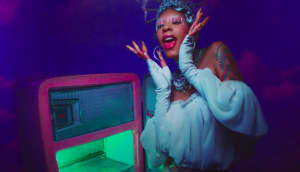 "Watch Rico Nasty's lavish new video for ""Own It"""