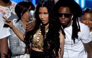 "Nicki Minaj announces ""Good Form"" remix with Lil Wayne"
