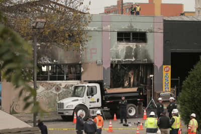 Ghost Ship creative director acquitted over deadly 2016 fire