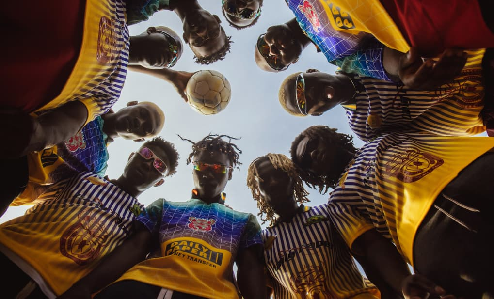 Daily Paper enlists Ghana's top artists for their summer campaign