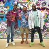Kanye West tweeted Takashi Murakami designs for album with Kid Cudi