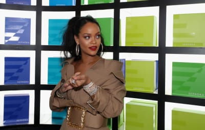 "Rihanna has trademarked ""Fenty Skin"""