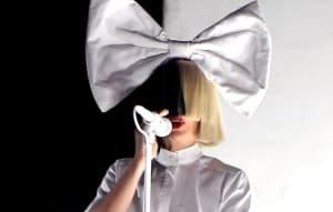 "Hear Sia's new song ""I'm Still Here"""