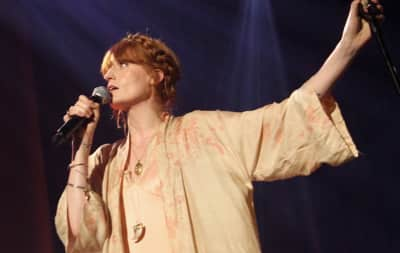 Hear two new singles from Florence and the Machine