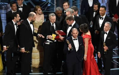 The Oscar Accountants Have Apologized For This Year's Best Picture Mix-Up