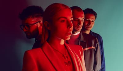 """HÆLOS share new single and video """"Buried in the Sand"""""""