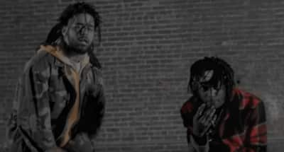 "J.I.D. and J. Cole share ""Off Deez"" music video"