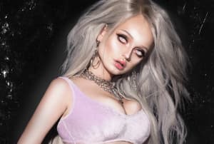 "Kim Petras announces third installment of TURN OFF THE LIGHT series, shares ""Party Till I Die"""
