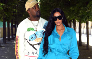 Kim Kardashian says Kanye West threw out most of her shoes when they started dating