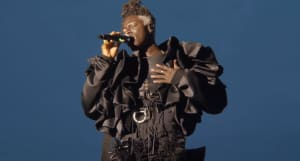 "Watch Moses Sumney's full ""Live from Planet Afropunk"" performance"
