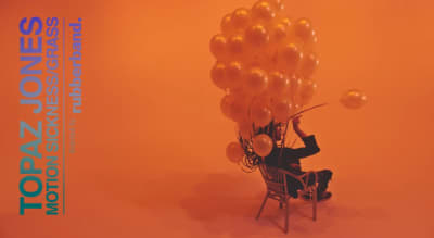 """Topaz Jones Is Literally Uplifted In The Surreal """"Motion Sickness"""" Video"""