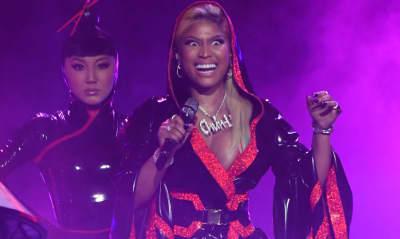 "Nicki Minaj actually made a ""Barbie Dreams"" type song in 2007"