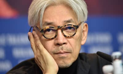 "Hear Ryuichi Sakamoto's harrowing Black Mirror composition ""this is my last day 2"""