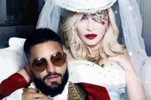 "Madonna teams up with Maluma on ""Medellín"""