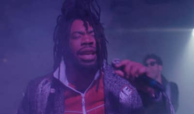 "Chromeo and DRAM are blowing clouds, talk boxes in our new ""Must've Been"" visual"