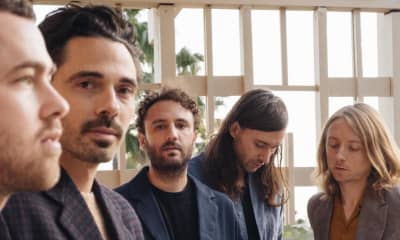"Local Natives open a new chapter with ""Café Amarillo"""