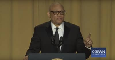 Larry Wilmore Ethered The White House Press Correspondent's Dinner And Justified Its Existence