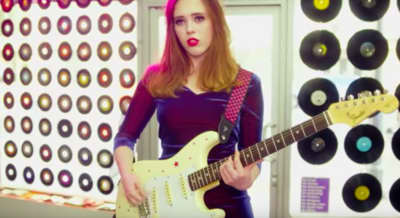 "Soccer Mommy shares video for ""Cool"""