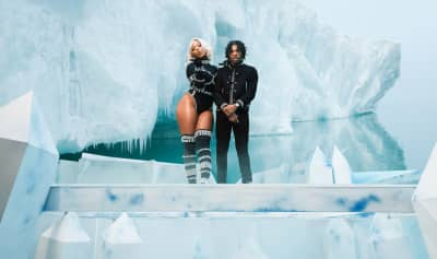 "Lil Baby and Megan Thee Stallion share ""On Me (Remix)"" video"
