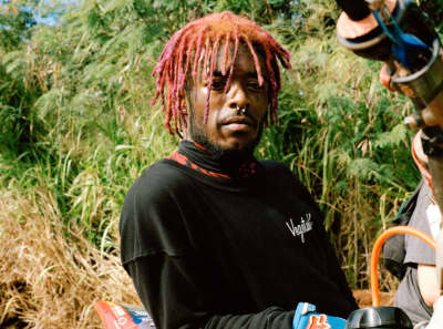 "Lil Uzi Vert shares new singles ""Sanguine Paradise"" and ""That's A Rack"""