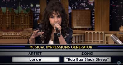 Watch Alessia Cara Do Impressions Of Lorde, Nicki Minaj On Fallon
