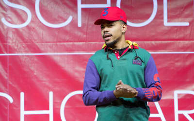 """Chance The Rapper calls out Heineken for """"racist"""" ad"""