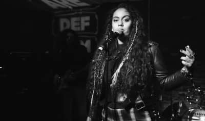 "Bibi Bourelly is back with ""Writer's Song"""
