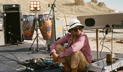The Story Behind Toro Y Moi's Live From Trona Concert Film