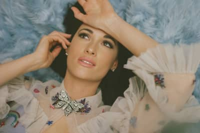 "Hear Kacey Musgraves's new song, ""All Is Found"""