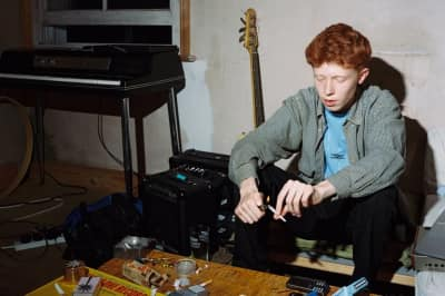 King Krule Teases New Music As Edgar The Beatmaker
