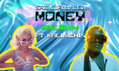 """Amaarae enlists Kali Uchis on remix for """"SAD GIRLZ LUV MONEY'"""""""
