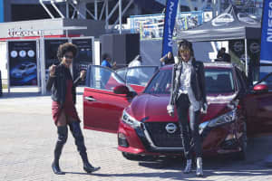 Relive the moment: Key Wane and Coco & Breezy joined Nissan to celebrate and support HBCU Homecomings