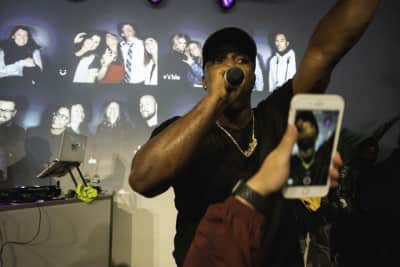 "The FADER & Visible Mobile Present A$AP Ferg - ""Plain Jane (Live)"""