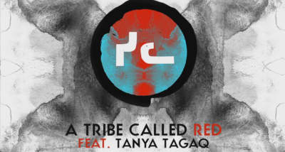 "Listen To A Tribe Called Red's ""SILA"" Featuring Tanya Tagaq"